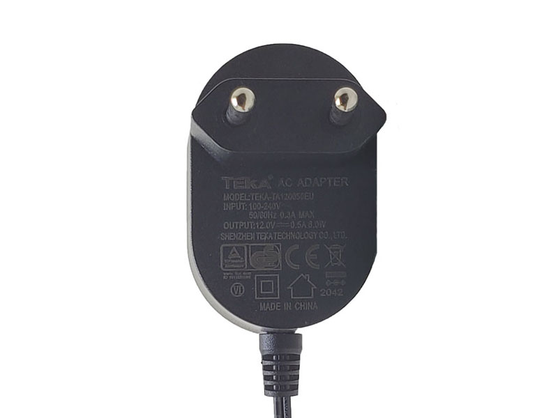 7.5W wall mount Power adapter for Europe