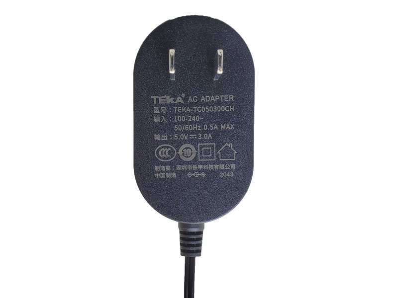 19W wall mount Power adapter for China