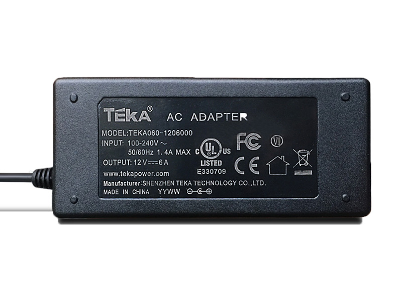 72W Desktop Power adapter