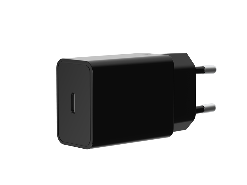 20W Type-C PD Charger for Europe