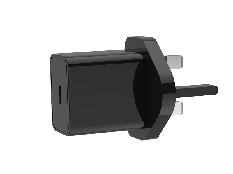 20W Type-C PD Charger for Britain