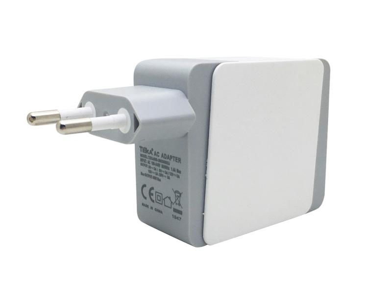 60W Europe Type-C PD charger