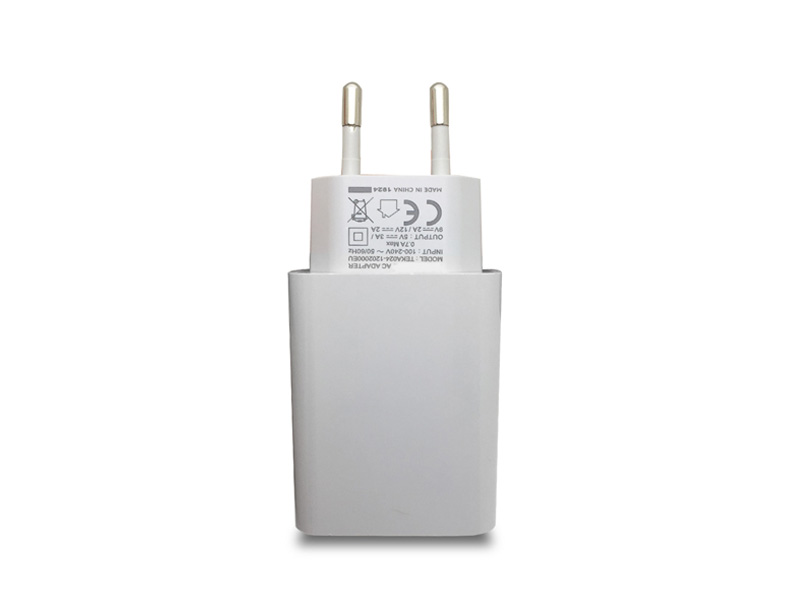 24W Europe QC3.0 Quick charger