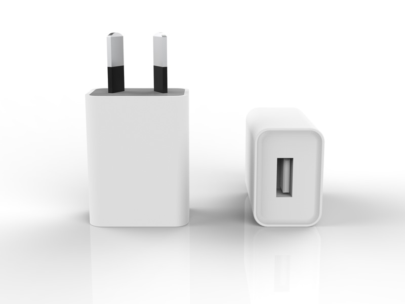 5V1A 1.2A USB Charger for Australia