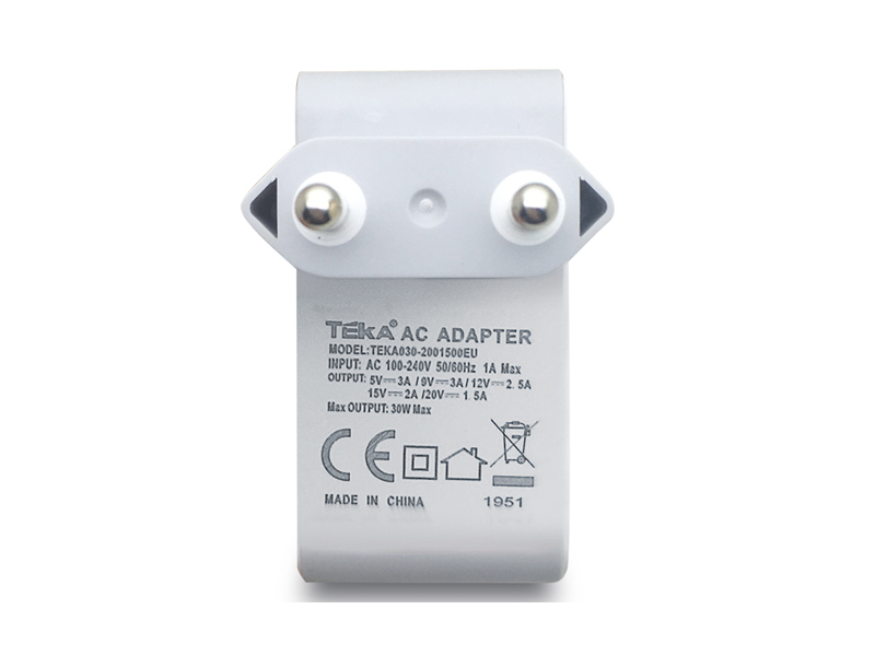 30W Europe Type-C PD charger