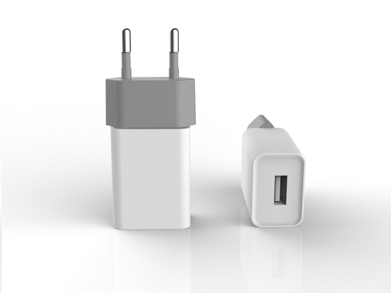 5V1A 1.2A USB Charger for Europe