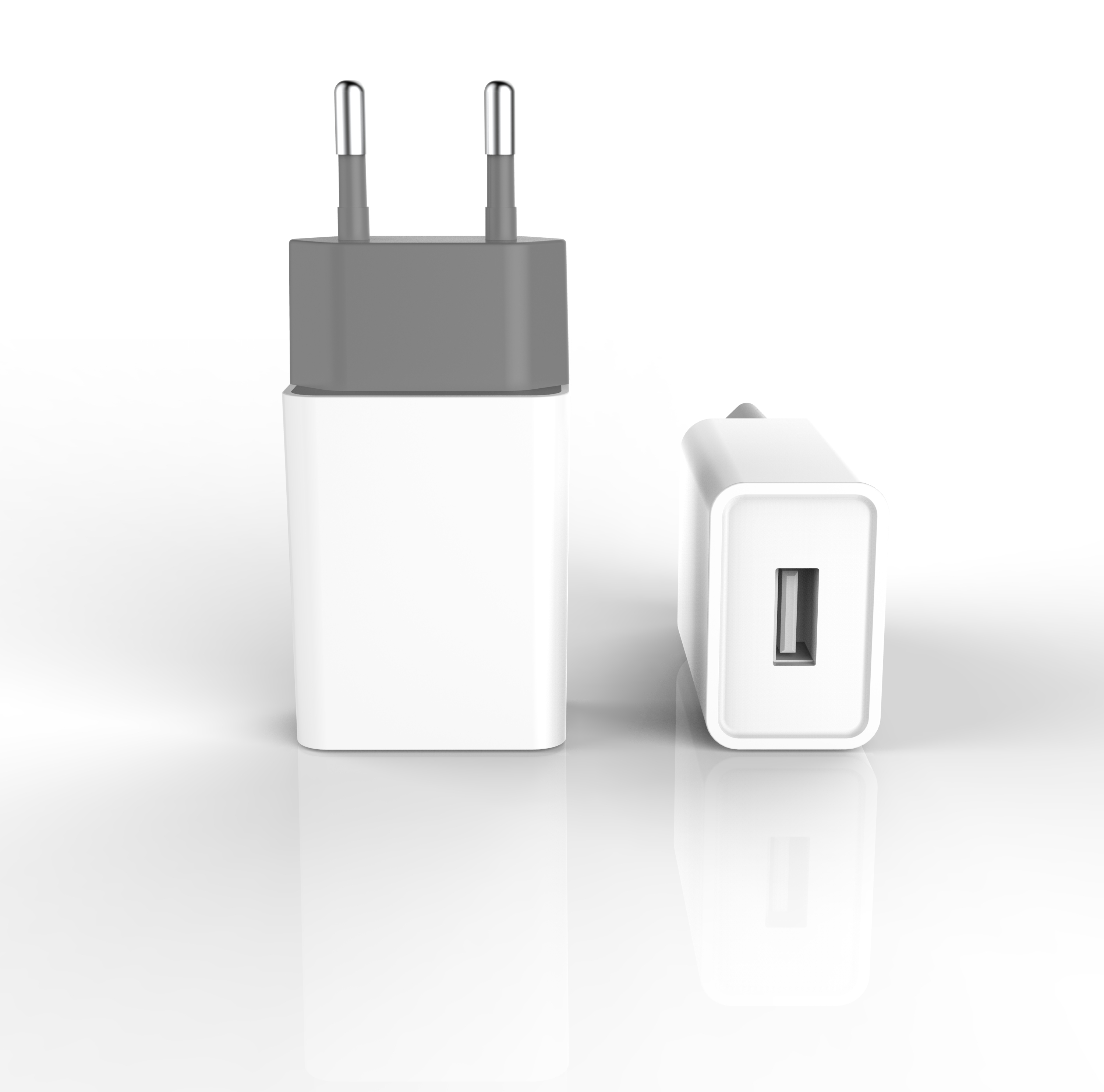 5V1.5A 5V2A USB CHARGER for Europe