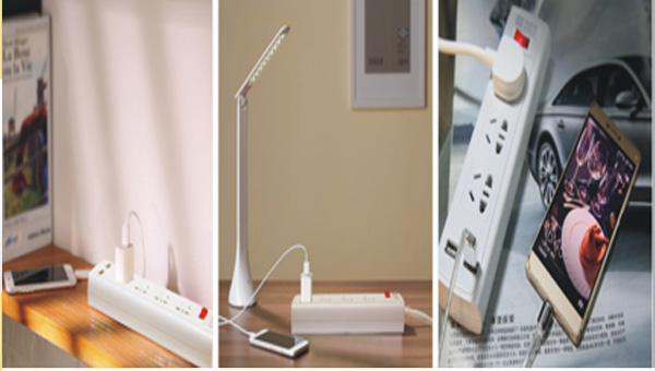 Power strip Application