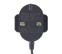 7.5W wall mount Power adapter for Britain
