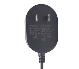 7.5W wall mount Power adapter for China